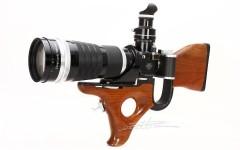 徕卡珍稀配件之徕卡军刀型枪托手柄