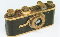 时间的痕迹,属于古董相机的美——徕卡Luxus(No.34813)