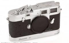 [徕卡博物馆]徕卡早期MP Chrome(MP-354)相机
