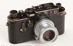 [徕卡博物馆]徕卡军事相机收藏——瑞典军队特供黑漆版Ⅲg相机及其同号橄榄绿色Ⅲg相机