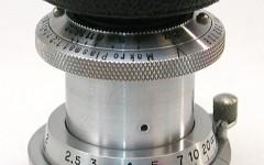 [徕卡博物馆]雨果梅耶Makro Plasmat 2.7/5cm(No.582738)