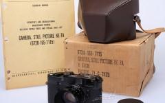 [徕卡博物馆]军事相机之徕卡KE-7A(No.1294802)