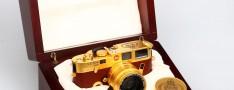 [徕卡博物馆]皇家至尊相机——徕卡M6汶莱黄金钻石套机(No.2283239)