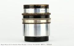 [徕卡博物馆]珍稀镜头之雨果梅耶Kino Plasmat1.5/5cm(No.460580)