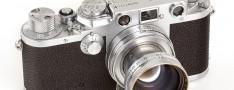 [徕卡博物馆]珍稀徕卡相机之Ⅲc K chrome(No.387171)