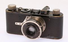 [徕卡博物馆]徕卡Ⅰb Rim-Set镜间快门相机(No.50619)
