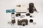 [徕卡博物馆]徕卡军事相机M1 Olive(No.980479)