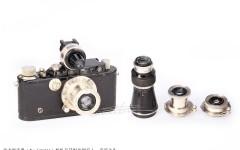 [徕卡博物馆]徕卡黑漆Ⅲ(No.118314)相机