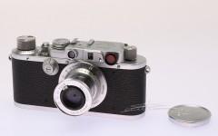 [徕卡博物馆]徕卡72相机 18x24mm Midland(No.357331)