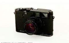 [徕卡博物馆]徕卡早期MP黑漆版相机(MP-122)