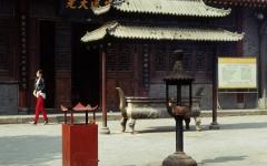 [行旅随拍]胶片摄影之西安八仙宫