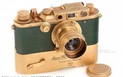 [徕卡博物馆]徕卡IIIa Gold(No.207064)相机