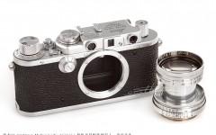 [徕卡博物馆]徕卡72相机 18x24mm Midland(No.357157)