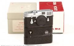[徕卡博物馆]徕卡M2-M Chrome(No.1114015)连马达