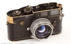 [徕卡博物馆]徕卡黑漆M2相机(No.948835)