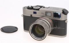 """[徕卡博物馆]徕卡M7""""Handmade titanium camera""""原型机"""