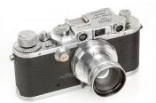 [徕卡博物馆]徕卡IIIb 'Luftwaffen-Eigentum'(No.347710)相机