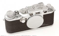 [徕卡博物馆]徕卡IIIc 'Leitz-Eigentum'(No.392764*)相机