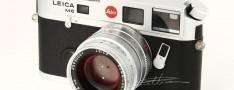 [徕卡博物馆]徕卡M6 0.72 Chrome(No.2593000)相机