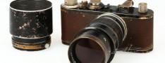 [徕卡博物馆]徕卡Standard Black Paint(No.101495)相机