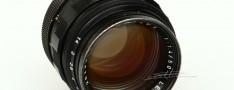 [徕卡博物馆]黑漆Summilux-M1.4/50mm(No.2028270)