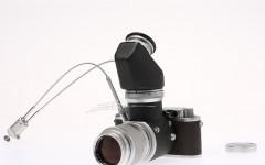 [徕卡博物馆]徕卡Ⅲ Chrome(No.161582)相机