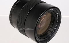 [徕卡博物馆]镜头之美Summilux-R 1.4/35mm Prototype(No.5175314)