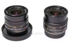 [徕卡博物馆]镜头之美 Summicron-R 2/35mm连号原型镜(No.0001387&0001388)