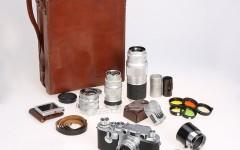 [徕卡博物馆]徕卡IIIf Chrome(No.768301)相机
