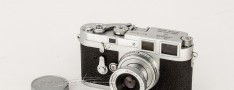 [徕卡博物馆]徕卡M3 Chrome(No.701213)相机