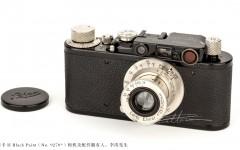 [徕卡博物馆]徕卡 II Black Paint(No. 9270*)相机