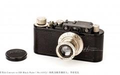 [徕卡博物馆]徕卡Ⅰa Black Paint转换Ⅱ(No.44352)相机