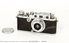 [徕卡博物馆]徕卡IIIa Chrome德国海军版(No.262434)