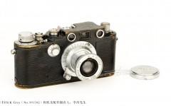 [徕卡博物馆]徕卡IIIcK Grey(No.391582)相机