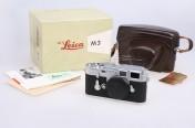 [徕卡博物馆]徕卡M3 Chrome(No.923418)相机