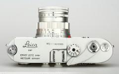 [徕卡博物馆]徕卡M3 Chrome(No.1023905)相机