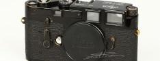 [徕卡博物馆]徕卡M3 Black Paint(No.1078572)相机