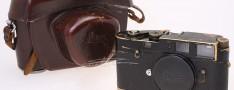 [徕卡博物馆]徕卡M2 Black Paint(No.949079)相机