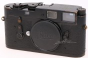 [徕卡博物馆]徕卡M2 Black Paint(No.1005159)相机
