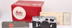[徕卡博物馆]徕卡M2-R Chrome(No.1249000)相机