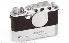 [徕卡博物馆]徕卡IIIc (K) chrome(No.391190)相机