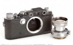 [徕卡博物馆]徕卡IIIc K Grey 'Luftwaffen-Eigentum'(No.389784)相机