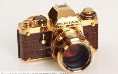 [徕卡博物馆]宾得Pentax LX Gold(No.XM286)黄金版相机