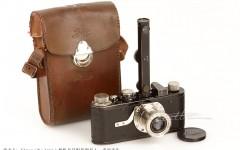 [徕卡博物馆]徕卡Ⅰa-Elmar(No.1466)相机
