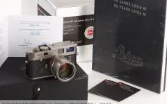 [徕卡博物馆]徕卡M7钛版M系列50周年纪念机(No.3000184)