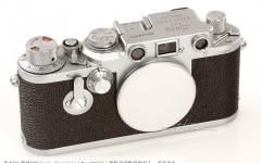 [徕卡博物馆]徕卡IIIc转换IIIf 'Leitz-Eigentum' (No.429551)相机
