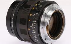 [徕卡博物馆]镜头之美Noctilux-M 1.2/50mm(No.2176852)