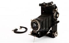 [徕卡博物馆]福伦达Prominent 6×9(No.2513885)相机