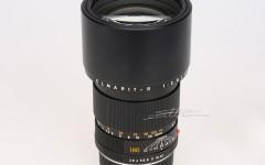 [徕卡博物馆]镜头之美Elmarit-R 2.8/180mm原型镜(N/A)