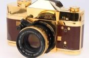 [徕卡博物馆]ALPA 11si镀金版(No.709HK1628)相机